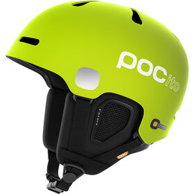 POC Kids POCito Fornix Helmet Flourescent Yellow/Green